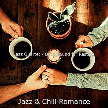 Jazz Quartet - Background for Resting