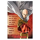 ABYstyle - ONE Punch Man - Training - Poster - Filmrolle