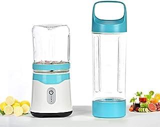 ZH~K Portable Presse-Agrumes électriques Jus Juicer Blender Personal Cup Machine Multi-Fonction 6 Lames électrodomestiques...