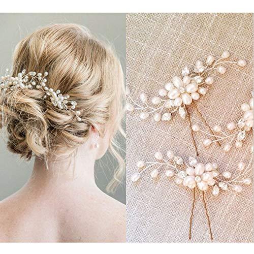 3 Piece Wedding Hair Clips Set Now $7.64