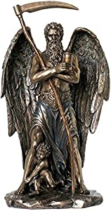 "10.75"" Chronos Greek Mythology God Time Statue Figure Figurine Sculpture Khronos"