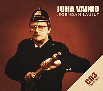 Legendan laulut - Kaikki levytykset 1972 - 1974