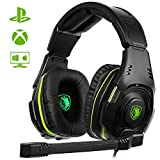 Best Bass In Ears - SADES SA938 Stereo Gaming Headset for PS4, PC Review