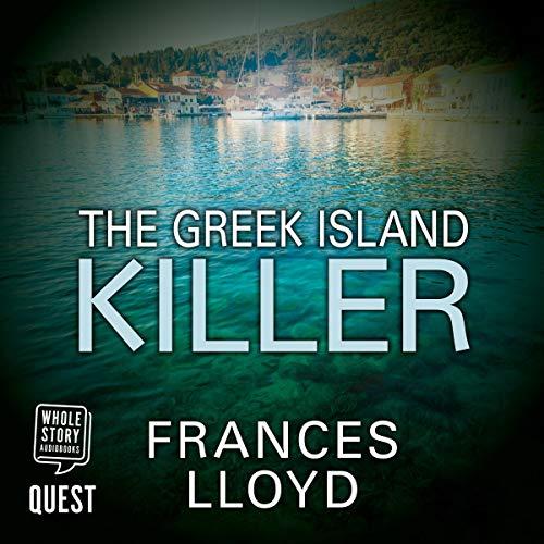 The Greek Island Killer cover art