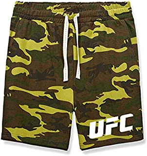 ASILAX& Men Creative Streetwear UFC Camouflage Brand Shorts Fitness Cotton Casual Shorts