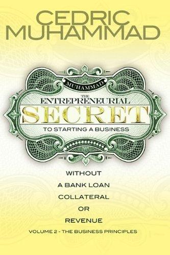 The Entrepreneurial Secret Book Series Vol II