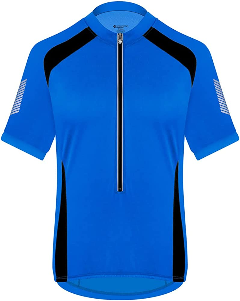 AERO TECH DESIGNS Mens Elite Coolmax - Made in Max 81% OFF Cycling Outlet sale feature Jersey Th