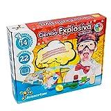 Science4you-5600983608658 Ciencia Explosiva Kaboom para Niños +8...