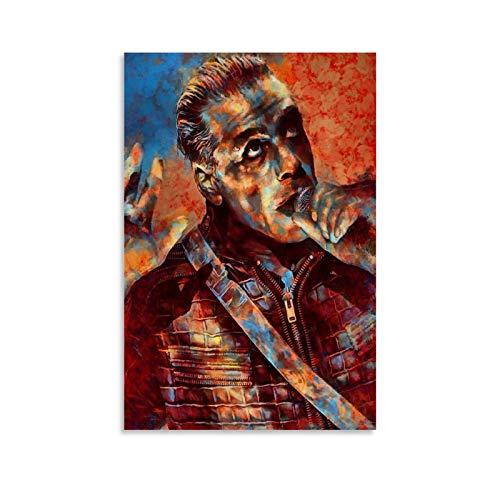 CAICAI Rammstein - Du Hast (Official Video) - YouTube Poster dekorative Malerei Leinwand Wandkunst Wohnzimmer Poster Schlafzimmer Malerei 20x30inch(50x75cm)