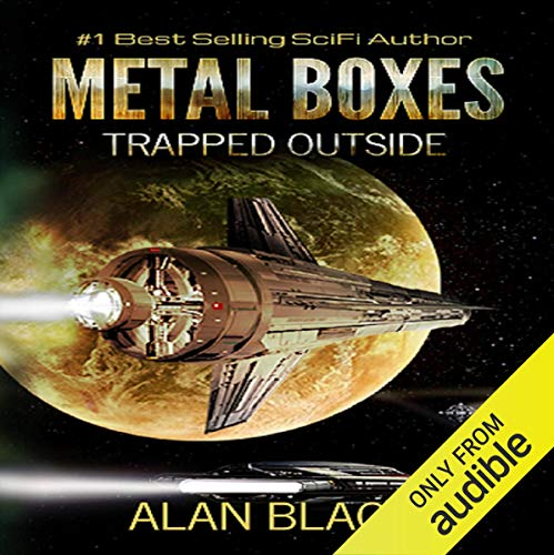 Metal Boxes: Trapped Outside  By  cover art