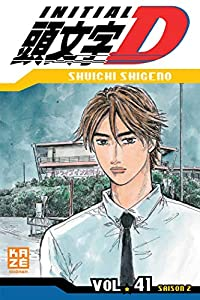 Initial D Edition simple Tome 41