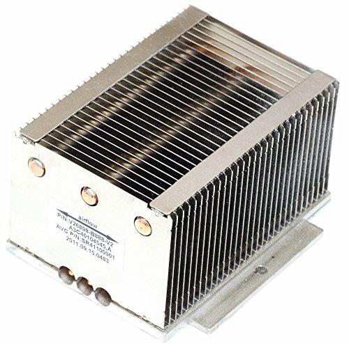 Fujitsu-Siemens Fujitsu CPU Heat-Sink TX200 TX300 RX200 RX300 S5 S6 A3C40104545 V26898-B888-V2 (Zertifiziert und Generalüberholt)