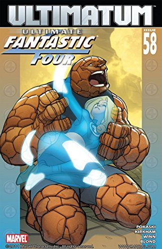 Ultimate Fantastic Four #58 (English Edition)