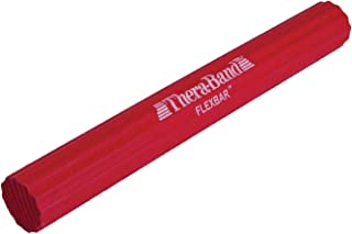 TheraBand FlexBar Resistance Bar For Improving Grip Strength, Tennis Elbow, Golfers Elbow, Tendonitis