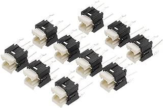 10 Momentary Bouton poussoir 6x3.5x2.5mm Pcs SMD SMT commutateur tactile Tact