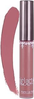 Girlactik Long Lasting Matte Lip Paint Liquid Lipstick (Divine)