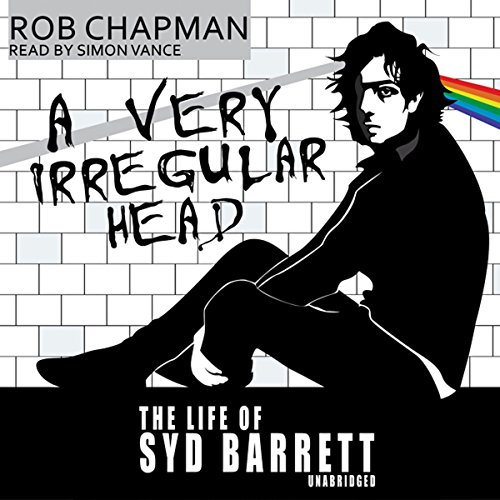 A Very Irregular Head audiobook cover art