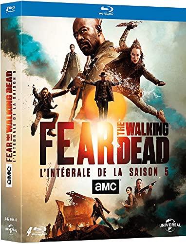 Fear The Walking Dead-Saison 5 [Blu-Ray]