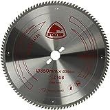 STAYER 12.45 - Disco widia Aluminio Ø 350 x 3,5 x 30 Z- 108 HQ