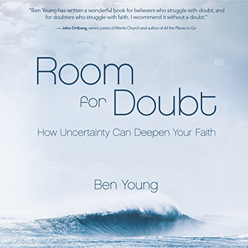 Room for Doubt audiobook cover art