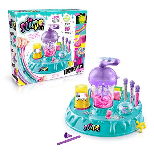 SO SLIME- Slime Factory Mix & Match JUGUETE , color/modelo surtido