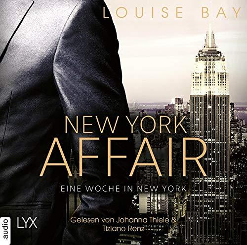 Eine Woche in New York cover art