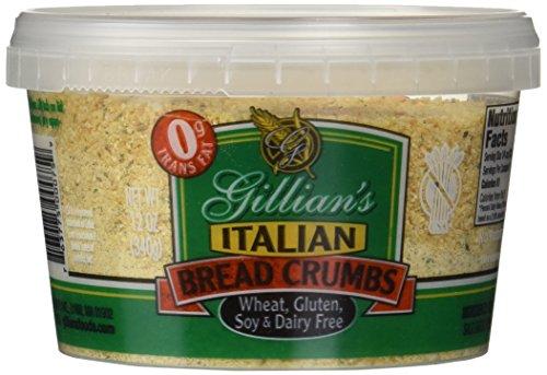 Gillian's Foods Gluten Free Italian Bread Crumbs -- 12 oz