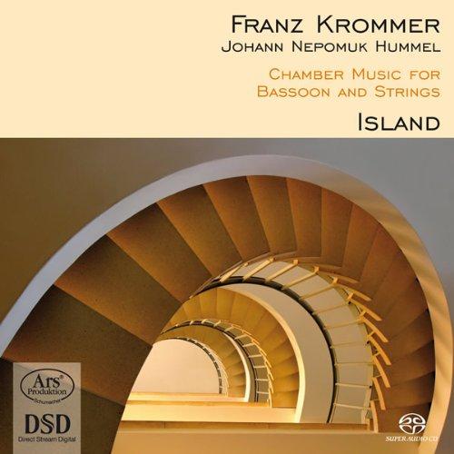 Franz Krommer: Quartette für Fagott & Streicher Op.46 / Johann Nepomuk Hummel: Trio für 2 Bratschen & Cello G-Dur