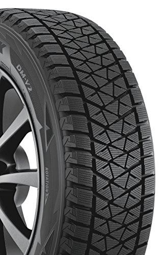 Blizzak DM-V2 Winter/Snow SUV Tire 235/60R18 107 S Extra Load by Bridgestone