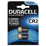 Pila duracell Ultra Litio Foto CR2 3V Pack 2 Pilas,Duracell