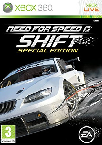 Need For Speed Shift X360 Collector