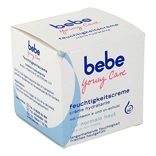 BEBE YOUNG CARE Feuchtigkeitscreme 50 ml