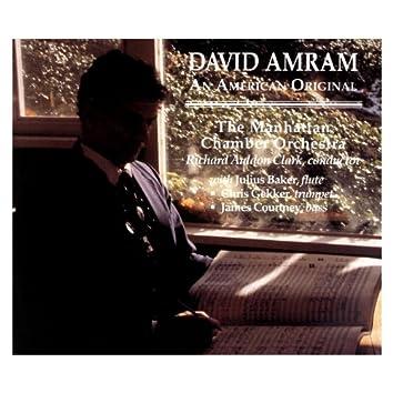 Amram: Orchestral Works