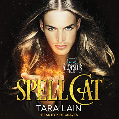 Spell Cat Audiobook By Tara Lain cover art