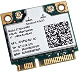 Siren Network Card for Network 6235AN.HMWWB Centrino WiFi Card,300M Dual Band Half Mini PCI Express Advanced-N 6235 Dual Band Bluetooth