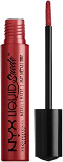 NYX Professional Makeup Liquid Suede Metallic Matte, Acme 37