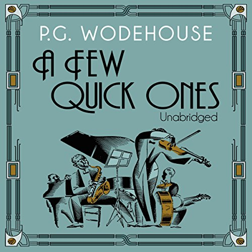 A Few Quick Ones audiobook cover art