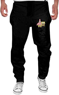 Fashionable Spongebob Squarepants Television Series Man Sweatpants Jogger Sweat Pants