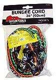 Taylor Tools TAY-62024-60 Cm / 24 Pulgadas Para Trabajo Pesado Bungee Cord (Paquete De 5)