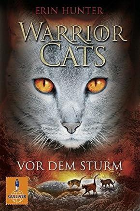 Warrior Cats Vor de Stur I Band 4 by Erin Hunter
