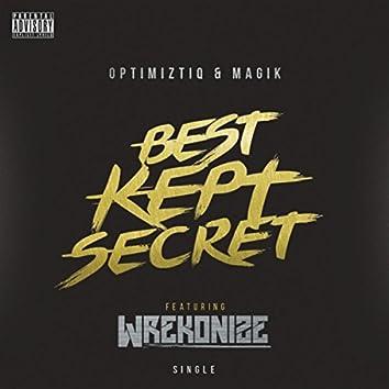 Best Kept Secret (feat. Wrekonize)