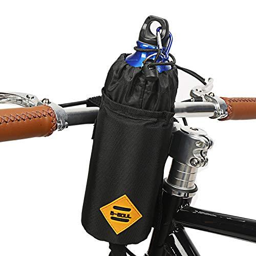 MTB Bike Water Bottle Holder Cycling Bicycle Bottle Cage Rack w// Warning Light