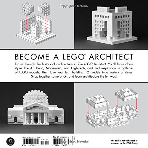 The LEGO Architect