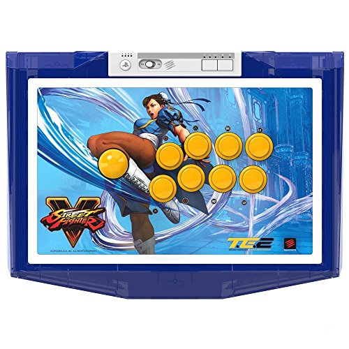 MAD CATZ Arcade Fight Stick Street Fighter V Chun LI Edition Manette Console Compatible:Compatible Multi Plateformes