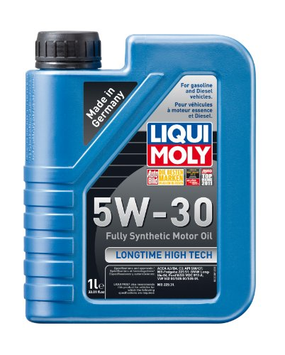 Liqui Moly 2038 Longtime High Tech 5W-30 Synthetic Motor Oil