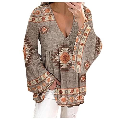 camicia donna gotica DALAOHU - Camicia a maniche lunghe