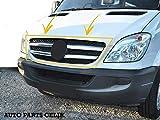 Pour Mercedes SPRINTER W906 2006-2014 Acier inoxydable chromé Cache calandre avant 4 pièces