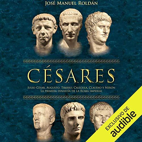 Césares [The Cesars]  By  cover art