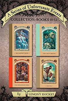 A Series of Unfortunate Events Collection: Books 10-13 - Book  of the A Series of Unfortunate Events