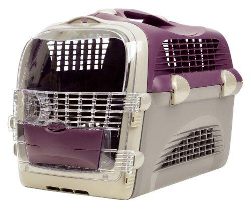 Cat it Cabrio Cage de Transport pour Chat 51 x 33 x 35 cm